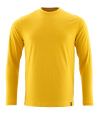 20181-959-70 T-shirt, long-sleeved - Curry Gold