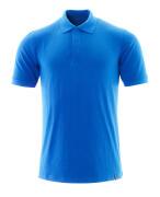 20183-961-91 Polo shirt - azure blue