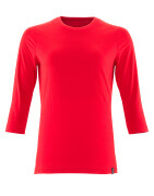 20191-959-202 T-shirt - traffic red