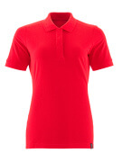20193-961-202 Polo shirt - traffic red