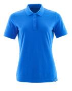 20193-961-91 Polo shirt - azure blue