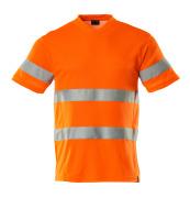 20882-995-14 T-shirt - hi-vis orange