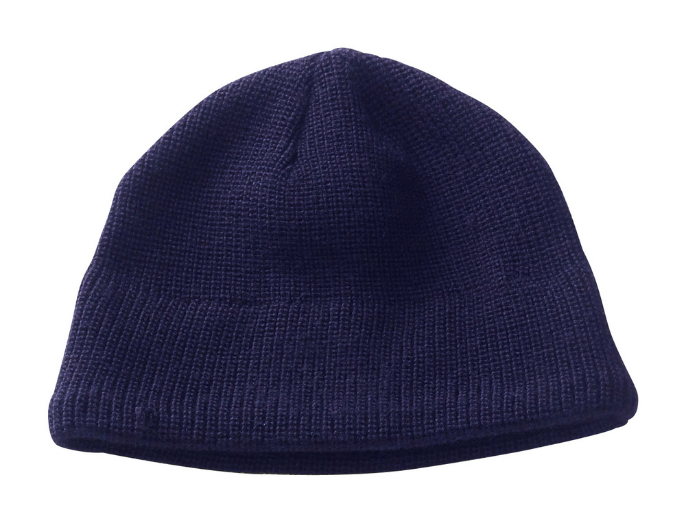 50077-843-010 Knitted Hat - dark navy