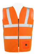 50107-310-14 Traffic Vest - hi-vis orange