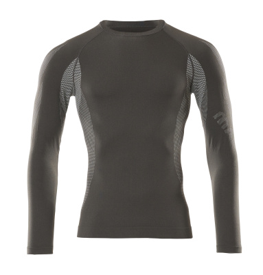 50178-870-18 Functional Under Shirt - dark anthracite