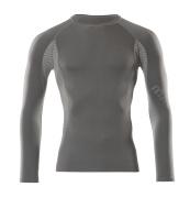 50178-870-88 Functional Under Shirt - light grey