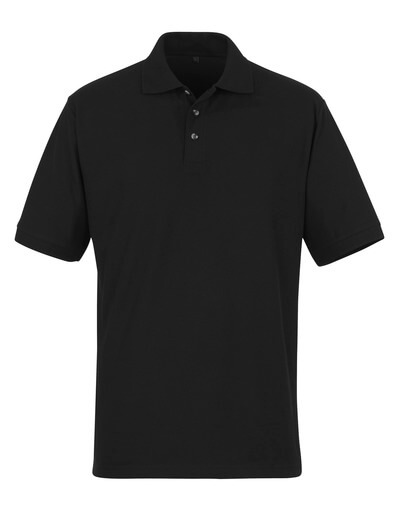 50200-922-B26 Polo shirt - deep black