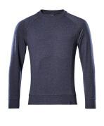 50204-830-66 Sweatshirt - washed dark blue denim