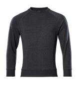 50204-830-73 Sweatshirt - black denim