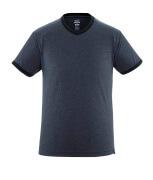 50415-250-66 T-shirt - washed dark blue denim