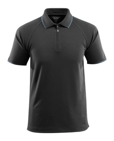 50458-978-09 Polo Shirt - black