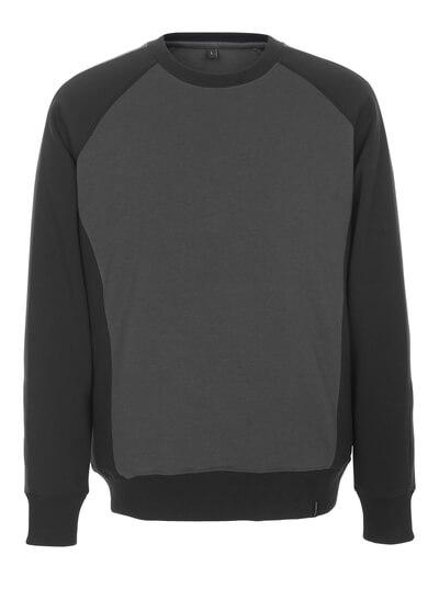 50503-830-1809 Sweatshirt - dark anthracite/black