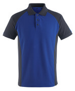 50569-961-11010 Polo shirt - royal/dark navy