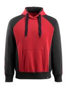 50572-963-0209 Hoodie - red/black