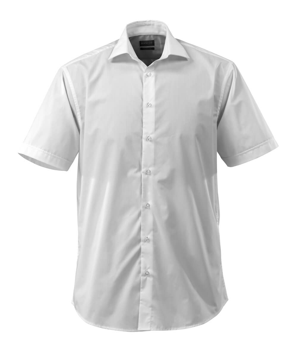 50632-984-06 Shirt, short-sleeved - white