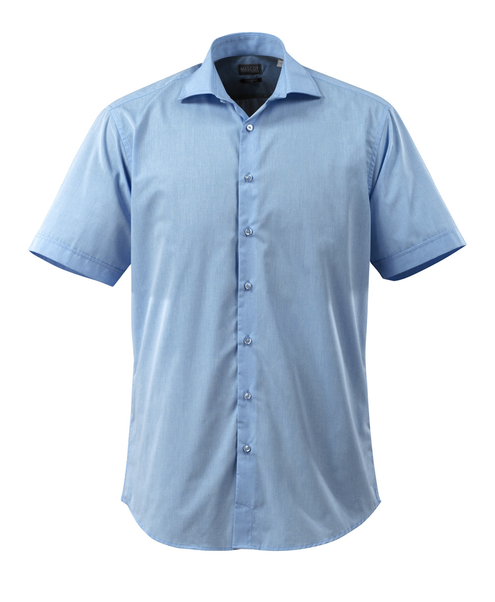 50632-984-71 Shirt, short-sleeved - light blue