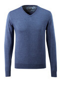 50635-989-41 Knitted Jumper - blue-flecked