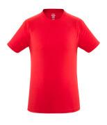 51579-965-202 T-shirt - traffic red