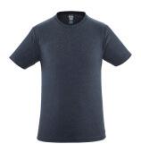 51579-965-66 T-shirt - washed dark blue denim