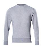 51580-966-08 Sweatshirt - grey-flecked