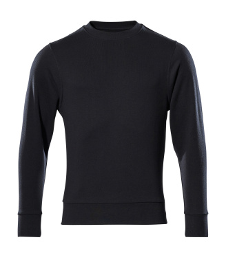51580-966-90 Sweatshirt - deep black