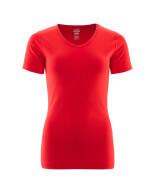 51584-967-202 T-shirt - traffic red