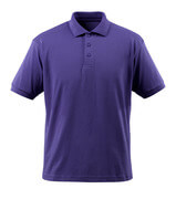 51587-969-95 Polo shirt - violet blue
