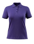51588-969-95 Polo shirt - violet blue
