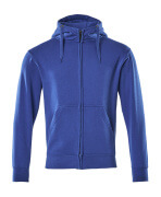 51590-970-11 Hoodie with zipper - royal