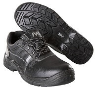 F0003-910-09 Safety Shoe - black