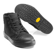 F0095-906-09 Safety Boot - black