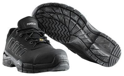 F0113-937-09 Safety Shoe - black
