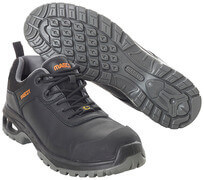 F0134-902-09 Safety Shoe - black