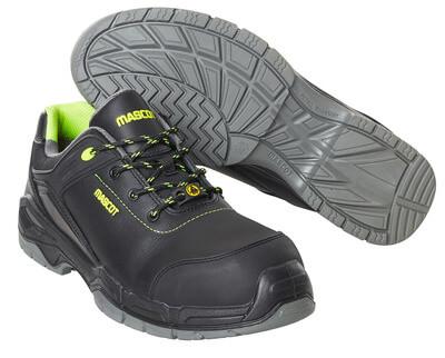 F0142-902-09 Safety Shoe - black
