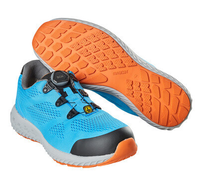 F0300-909-87 Safety Shoe - Turquoise