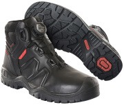 F0452-902-09 Safety Boot - black