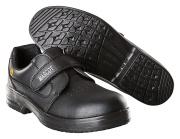 F0802-906-09 Safety Shoe - black